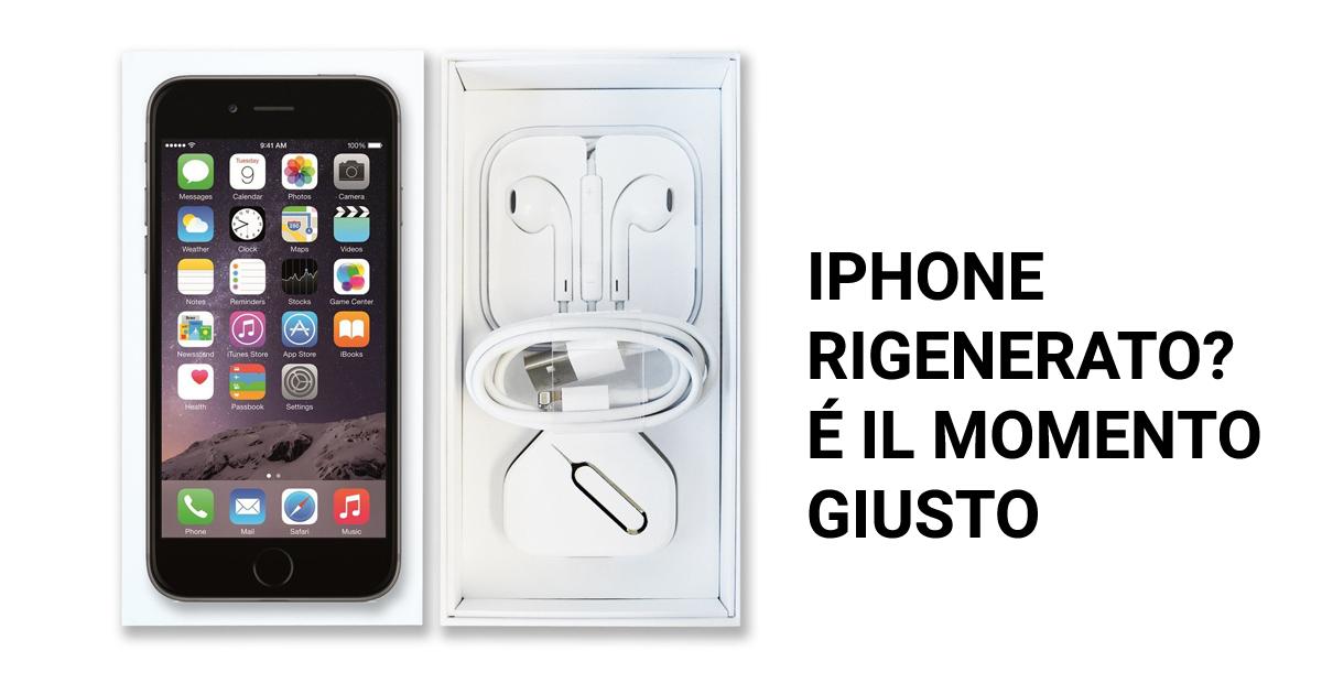 Usato iPhone & iPad: scoprire se è nuovo, ricondizionato o sostituito