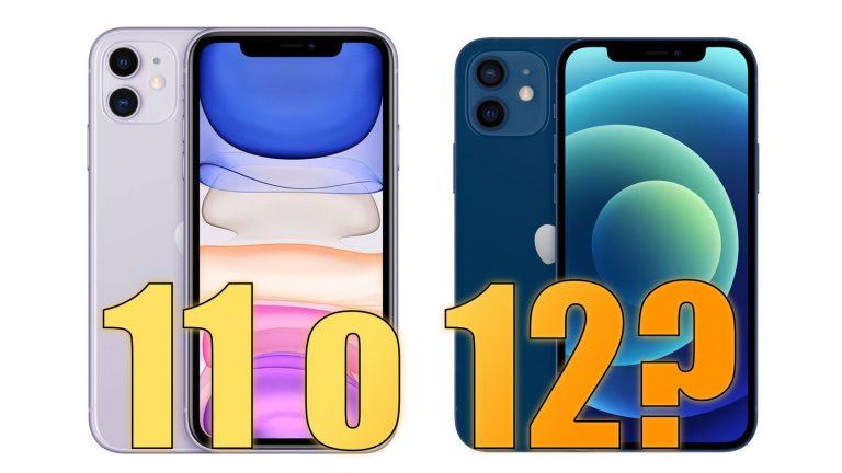 iPhone 11 o iPhone 12 a confronto: quale scegliere?