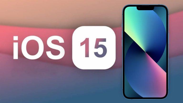iOS 15: iPhone e iPad compatibili, e quando sarà disponibile